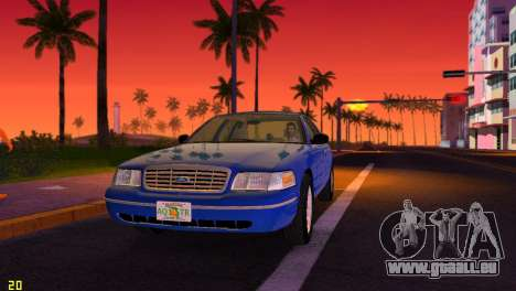 ENBSeries by FORD LTD LX v2.0 für GTA Vice City dritte Screenshot