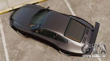 Comet GTR für GTA 4 rechte Ansicht