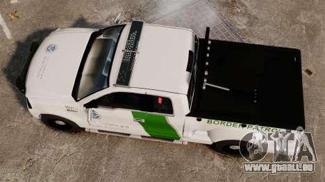 Ford F-150 v3.3 Border Patrol [ELS & EPM] v1 für GTA 4 rechte Ansicht