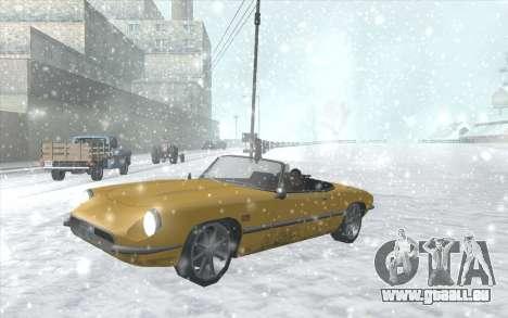 Snow San Andreas 2011 HQ - SA:MP 1.1 für GTA San Andreas neunten Screenshot
