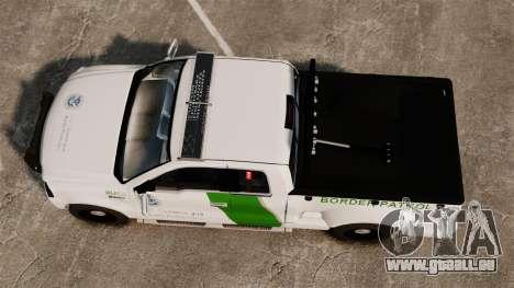 Ford F-150 v3.3 Border Patrol [ELS & EPM] v2 für GTA 4 rechte Ansicht
