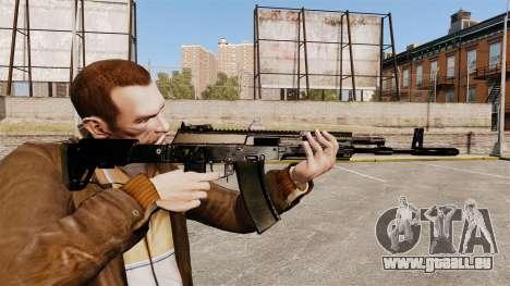 Kalashnikov AK-12 für GTA 4