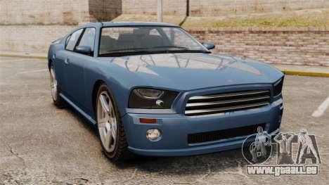 Civilian Buffalo v1.3 für GTA 4