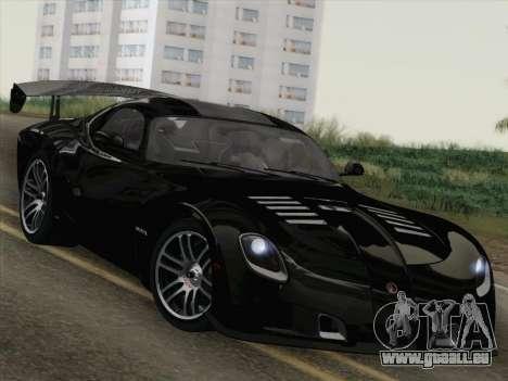 Devon GTX 2010 für GTA San Andreas Motor