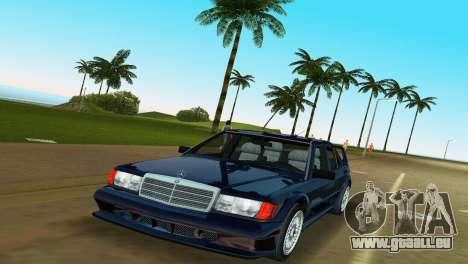 Mercedes-Benz 190E 1990 für GTA Vice City