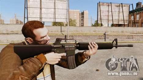 M16 A2 pour GTA 4