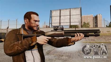 Taktische Schrotflinte v1 für GTA 4
