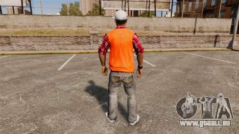Neue Kleider für das Pathos für GTA 4 Sekunden Bildschirm