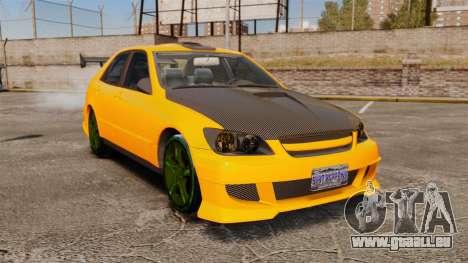 Lexus IS 300 pour GTA 4