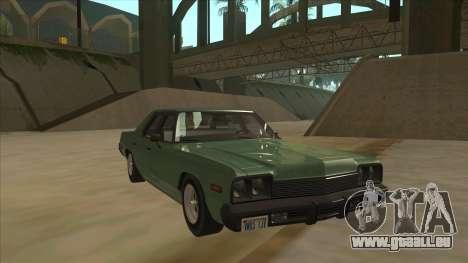Dodge Monaco V10 für GTA San Andreas linke Ansicht