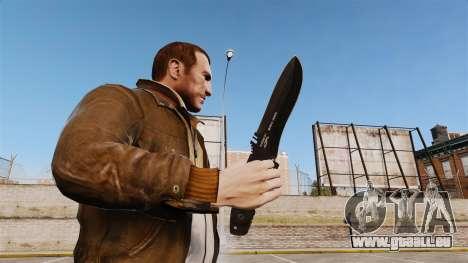 Couteau tactique v1 pour GTA 4
