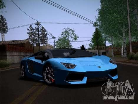 Lamborghini Aventador LP760-2 pour GTA San Andreas
