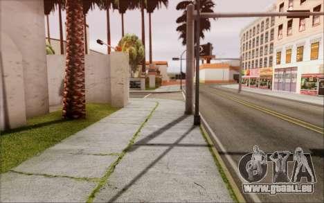 RoSA Project v1.2 Los-Santos pour GTA San Andreas sixième écran