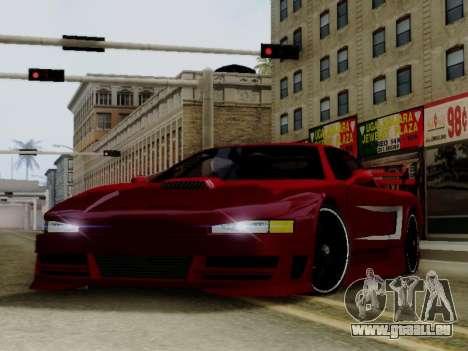 Infernus DoTeX pour GTA San Andreas