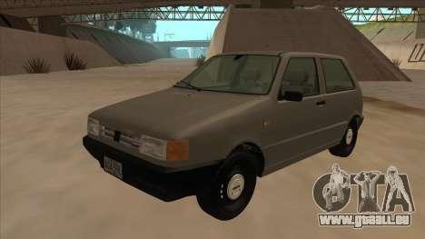 Fiat Uno 1995 für GTA San Andreas