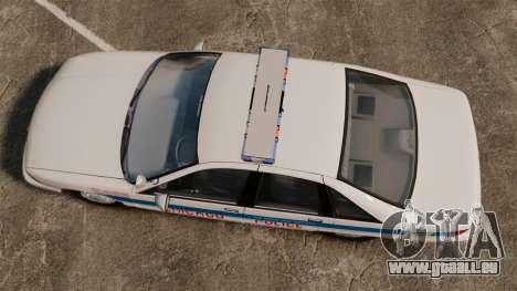 Chevrolet Caprice 1991 [ELS] v1 pour GTA 4 est un droit