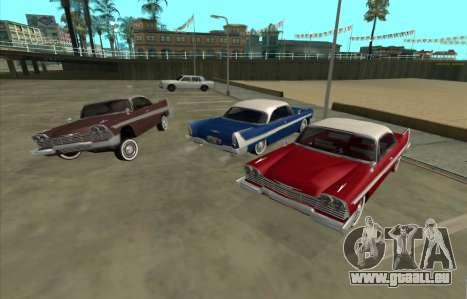 Plymouth Fury pour GTA San Andreas