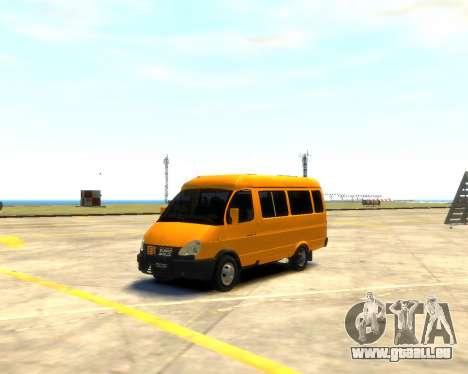 Gazelle 3221 für GTA 4