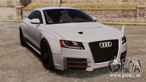 Audi S5 EmreAKIN Edition pour GTA 4
