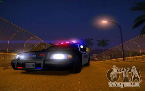 ENBS V3 pour GTA San Andreas dixième écran