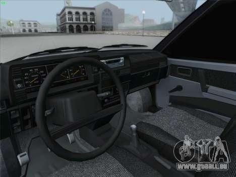 VAZ 21093i für GTA San Andreas Motor