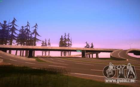 ENBS V3 pour GTA San Andreas neuvième écran