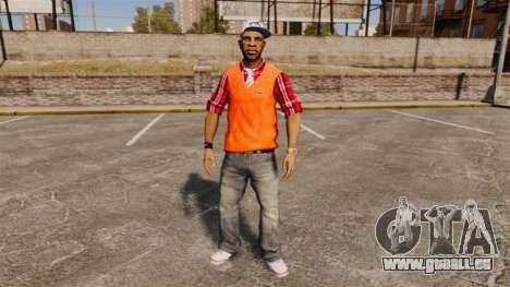 Nouveaux habits pour le Pathos pour GTA 4