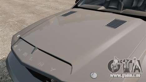 Ford Mustang Shelby GT500 2008 für GTA 4 rechte Ansicht