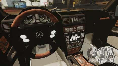 Mercedes-Benz G500 für GTA 4 Seitenansicht