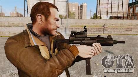 Tactique Uzi v4 pour GTA 4