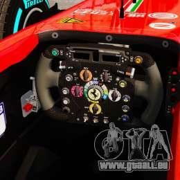 Ferrari F138 2013 v1 für GTA 4 Rückansicht