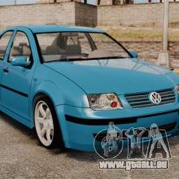 Volkswagen Bora pour GTA 4