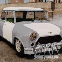 Mini Cooper S 1968 pour GTA 4