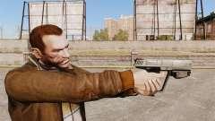 Pistolet M6G du Magnum v2