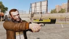 Chargement automatique pistolet USP H & K v4