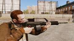 Fusil d'assaut H & K MG36 v1