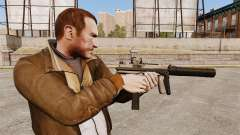 Taktische MP9 Maschinenpistole v1