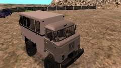 Regardez le GAZ 66