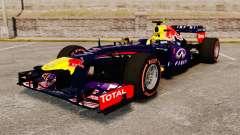 Rb9 v6 Auto, Red Bull
