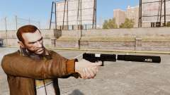 Chargement automatique v1 de pistolet Glock 17