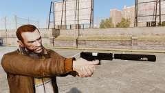 Glock 17 Ladewagen Pistole v1