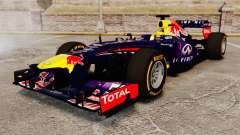 Voiture, Red Bull RB9 v2