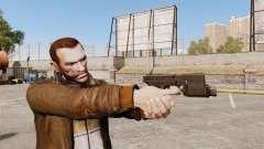 Tactique pistolet Glock 18 v1