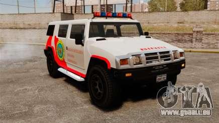 Neu einfärben Schlinge Patriot für GTA 4