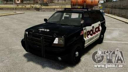 Cavalcade de patrouille pour GTA 4
