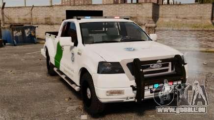 Ford F-150 v3.3 Border Patrol [ELS & EPM] v1 für GTA 4