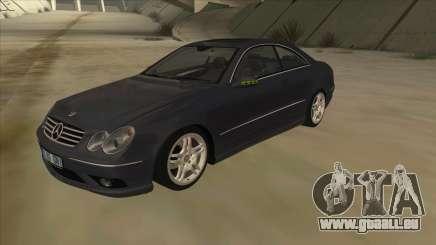 Mercedes-Benz CLK55 AMG 2003 für GTA San Andreas