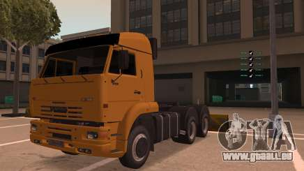 KAMAZ 260 Turbo pour GTA San Andreas