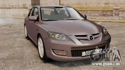 Mazda 3 Sport pour GTA 4