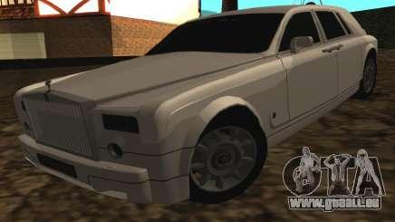 Rolls-Royce Phantom v2.0 für GTA San Andreas